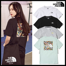 【THE NORTH FACE】FLORAL S/S R/TEE★日本未入荷★