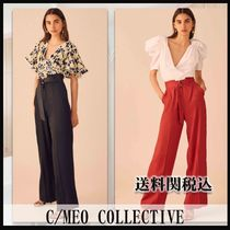 トレンド!!C/MEO◆CAMEO COLLECTIVE ◆THE LIGHT PANT ワイド