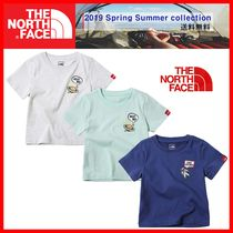 ★【THE NORTH FACE】KIDS★K'S SPACE EXPLORER S/S R/TEE★3色