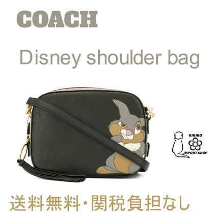 【Coach】Disney shoulder bag【送料関税負担なし】
