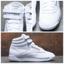 【奇跡の入荷】Reebok WOMEN FREESTYLE HI