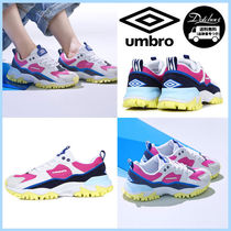 UMBRO*BUMPY PINK×YELLOW MU336 / 追跡付