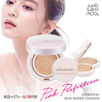 Pink Edition Essential Skin Nuder Cushion Special Set 14g×3