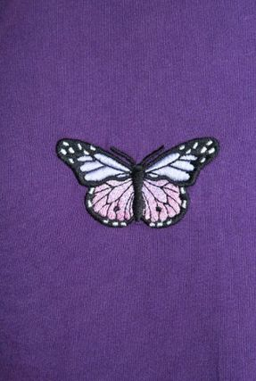 Brandy Melville Tシャツ・カットソー NEW!!  ☆Brandy Melville☆ HELEN BUTTERFLY TOP(5)