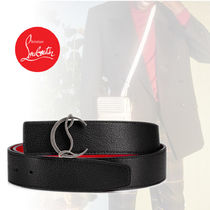 ●送料込●Christian Louboutin●Cl Logo Belt