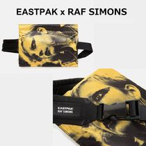 【EASTPAK x RAF SIMONS】☆注目コラボ☆Poster Waistbag Yellow