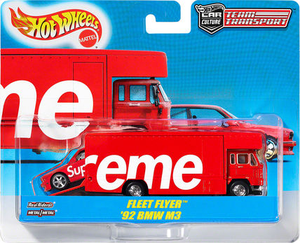 Supreme ライフスタイルその他 【WEEK8】SUPREME x HOT WHEELS FLEET FLYER + 1992 BMW M3