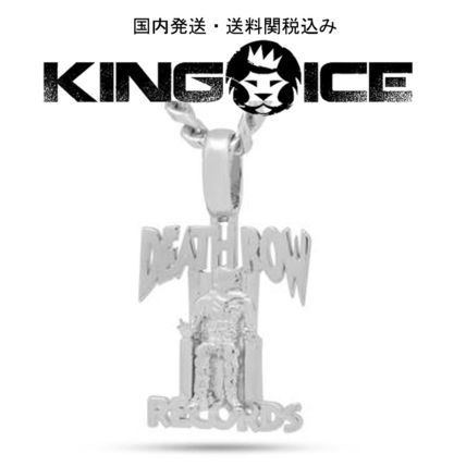 King Ice ネックレス・チョーカー 日本未入荷☆KING ICE☆King Ice x Death Row Records Necklace