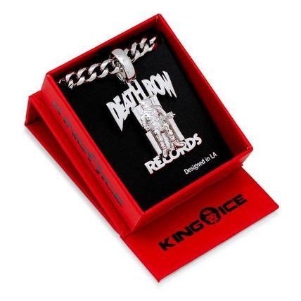 King Ice ネックレス・チョーカー 日本未入荷☆KING ICE☆King Ice x Death Row Records Necklace(5)