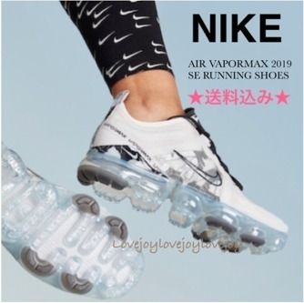 【NIKE】Air VaporMax 2019 SE RUNNING SHOES★送料込