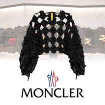 MONCLER MARBLE ナイロンワンピース black