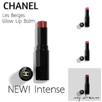 日本未入荷 新色あり☆CHANEL LES BEIGES Healthy Glow Lip Balm
