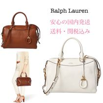 *国内発送* サチェル LRL Pebble Leather Cornwall Satchel