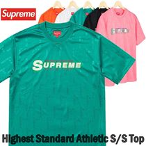 Supreme Highest Standard Athletic S/S Top SS 19  WEEK 8