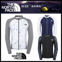 ★関税込★THE NORTH FACE★M'S PROTECT RASHGUARD ZIP UP★3色