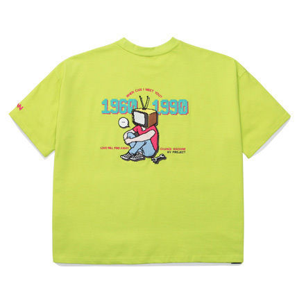 WV PROJECT Tシャツ・カットソー ★WV PROJECT★日本未入荷 Tシャツ Channel short-sleeve【6色】(14)