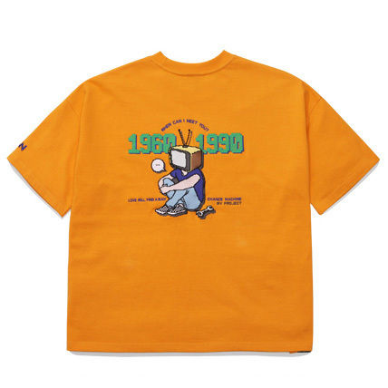 WV PROJECT Tシャツ・カットソー ★WV PROJECT★日本未入荷 Tシャツ Channel short-sleeve【6色】(18)