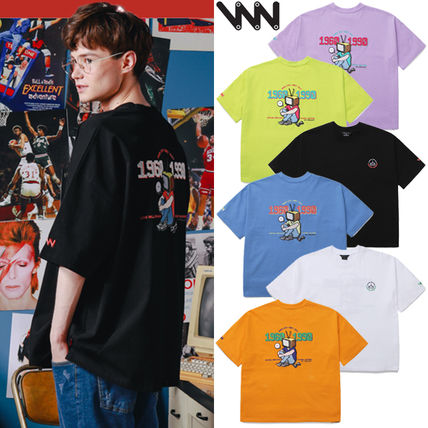 ★WV PROJECT★日本未入荷 Tシャツ Channel short-sleeve【6色】