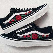 【関税込】VANS OLD SKOOL Rose Buds Custom カスタムバンズ!