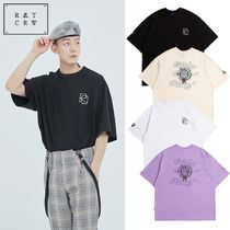 ROMANTIC CROWN★韓国大人気★Easy Day Vibe T Shirt 4色