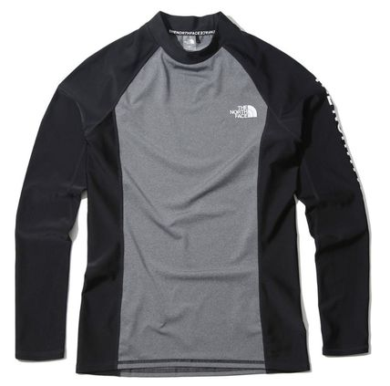 THE NORTH FACE ラッシュガード ★関税込★THE NORTH FACE★M'S PROTECT RASHGUARD★3色★(6)