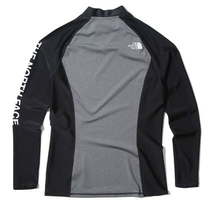 THE NORTH FACE ラッシュガード ★関税込★THE NORTH FACE★M'S PROTECT RASHGUARD★3色★(7)
