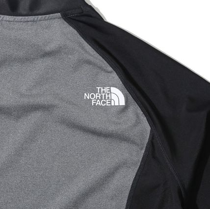 THE NORTH FACE ラッシュガード ★関税込★THE NORTH FACE★M'S PROTECT RASHGUARD★3色★(10)