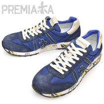 PREMIATA WHITE/プレミアータホワイト/スニーカーLucy/epw19s003