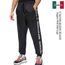 Calvin klein jeans joggers with side logo