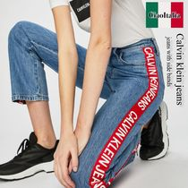 Calvin klein jeans jeans with logo band