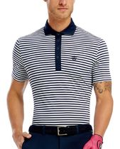 G FORE(ジーフォア) ポロシャツ 【関税込み】G/FORE★PERF STRIPE BREATHABLE POLO★ポロシャツ