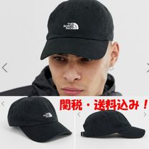 新作!The North Face Washed Norm cap in black