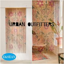 【Urban Outfitter】Rosa Floral バンブーカーテン
