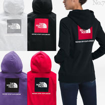 THE NORTH FACE●RED BOX 背面BIGロゴプリント フーディ●SALE