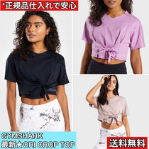 新作★GymShark★ ORI CROP TOP★トップス
