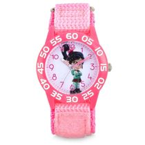 Vanellope Time Teacher Watch for Kids - Ralph Breaks the I
