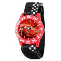 Lightning McQueen Time Teacher Watch - Kids