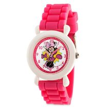 Minnie Mouse Pink Time Teacher Watch for Kids
