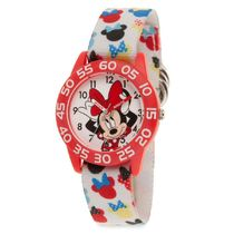 Minnie Mouse Icon Time Teacher Watch - Kids