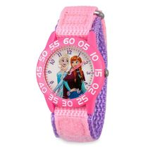 Elsa and Anna Time Teacher Watch - Kids