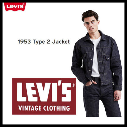 即発送料込 Levi's Vintage Clothing 1953 Type 2 Jacket