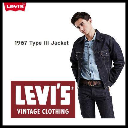 即発送料込 Levi's Vintage Clothing 1967 Type III Jacket