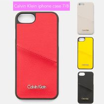 ★セール★ Calvin Klein iPhone case ロゴ入り