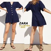 ZARA RUSTIC PLAYSUIT♪