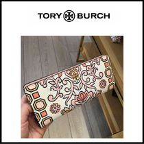 【TORY BURCH】 HICKS GARDEN PARTY 折財布