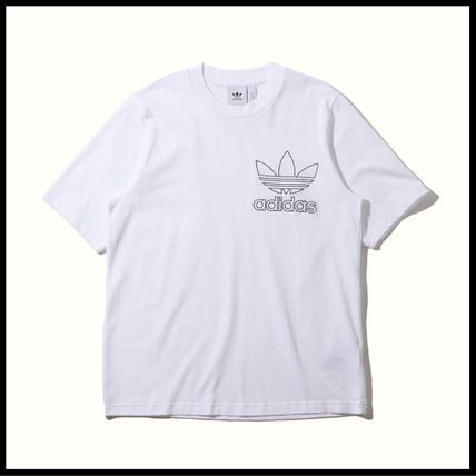 adidas Tシャツ・カットソー 国内発送・正規品★★adidas Originals★★MEN'S LC OUTLINE TEE(5)