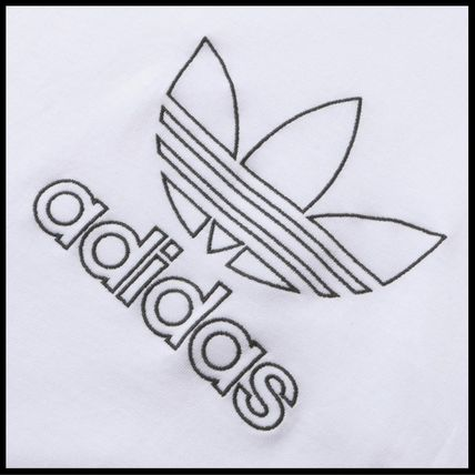 adidas Tシャツ・カットソー 国内発送・正規品★★adidas Originals★★MEN'S LC OUTLINE TEE(7)