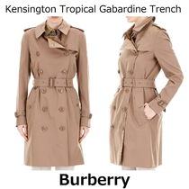 ▽国内発送・関税込▽Burberry▽Kensington Tropical Gabardine