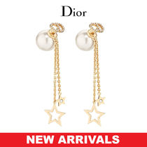 Dior TRIBALES チェーン 星 ピアス