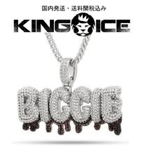 ☆KING ICE☆Notorious B.I.G. - The Biggie Drip Necklace